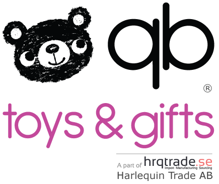 qb toys & gifts is a part of hrqtrade.se