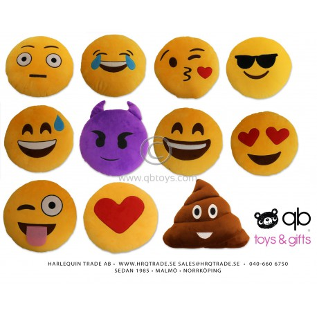 Emoji 11 different - 77 pcs