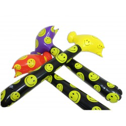 Inflatable hammer - 114 pcs