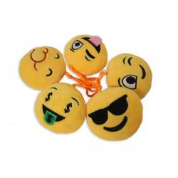 Emoji keychain - 432 pcs