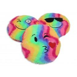 Rainbow emoji - 144 pcs