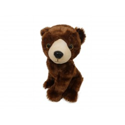 Brown bear - 72 pcs