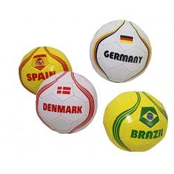 Mixed footballs